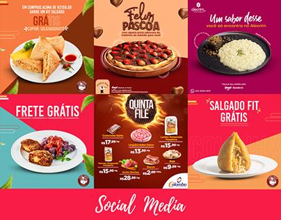 Design para Social Media 2021