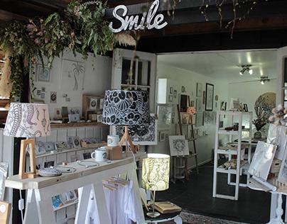 My Gallery, Studio & Shop