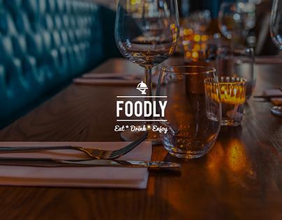 Foodly: Wordpress theme