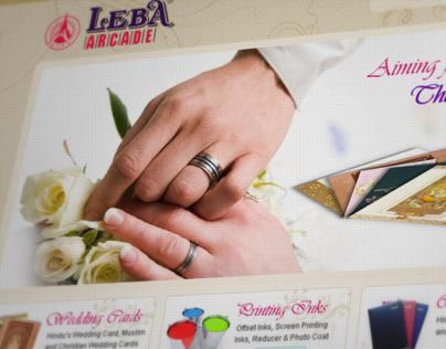 Leba Arcade - Largest Wedding Cards Dealer