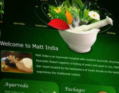 Matt India - Ayurveda at its best