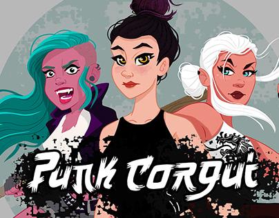 Punk Corgui