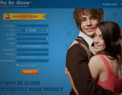 Whybealone - Online Dating