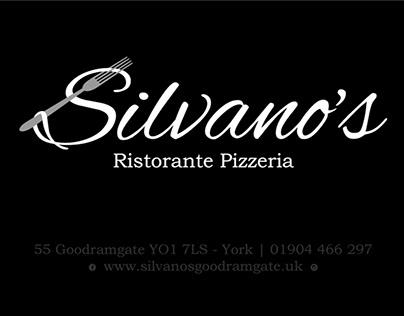 Silvano's Branding