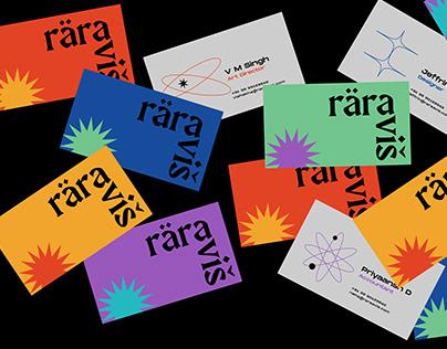 Rara Avis - Dynamic Identity & Merch Design