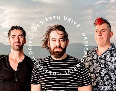 Desierto Drive · Brand Identity + Video