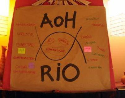 Art of Hosting - Rio de Janeiro