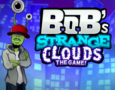 B.o.B's Strange Clouds // iOS game trailer
