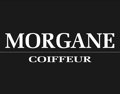MORGANE COIFFURE - Cartes de visite