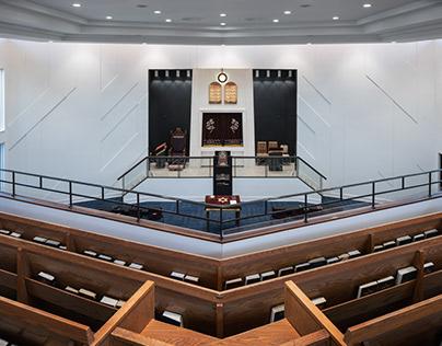 Clanton Park Synagogue