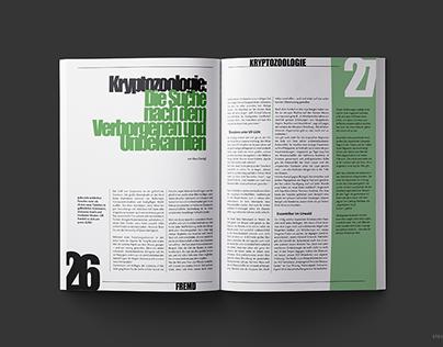 fremd Magazine