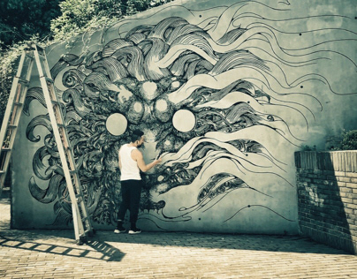 Wuhan Mural Project