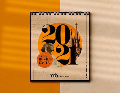 Calendário 2021 | MB Consultoria