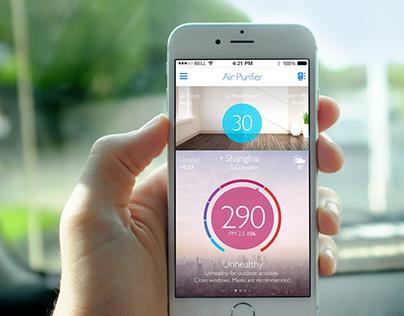 Philips Air Purifier App