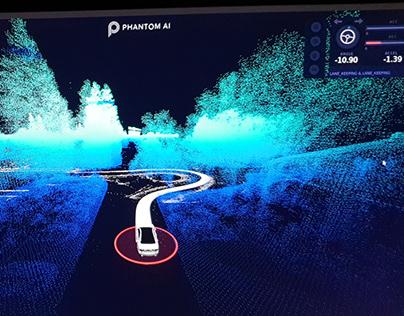 Phantom Autonomous UX