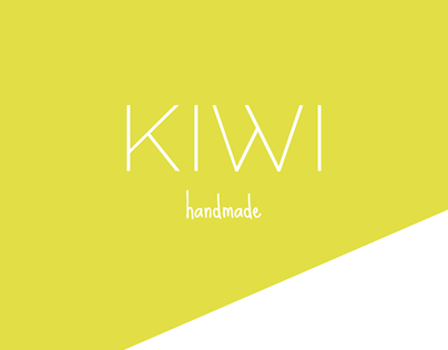 Kiwi Handmade   Branding