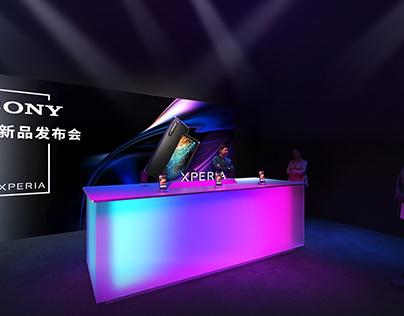 Sony Event Design