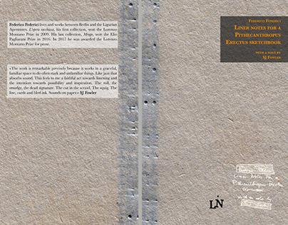 Liner notes for a Pithecanthropus Erectus sketchbook
