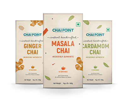 Instant Chai by Chai Point