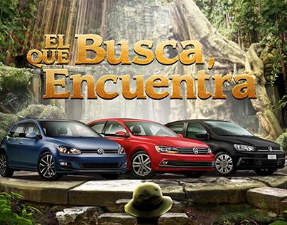 El que busca encuentra - Volkswagen/Mérida/Yucatán