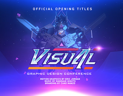 VISUAL Opening Titles