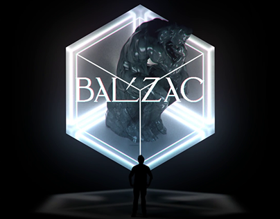 Video Mapping -Torres Balzac