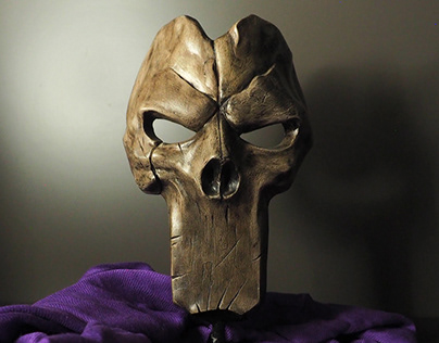 The Mask Of Death / Darksiders 2