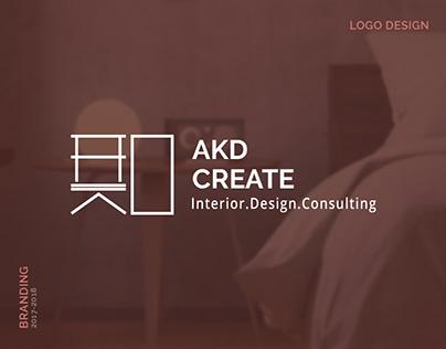 AKD Logo Design