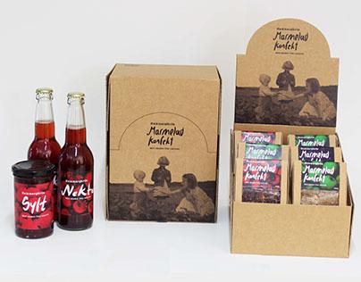 HAMMARGÅRDA Packaging & Branding