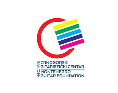 NGO Montenegro guitar foundation logo