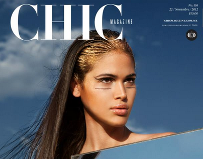 Styling assistant , Chic Magazine.