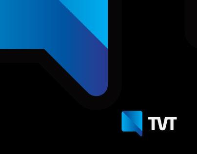 TV Tupras Logo Design