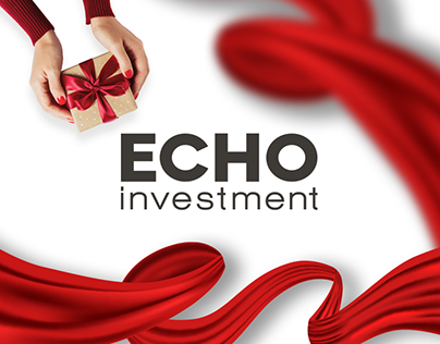 Christmas campaign for ECHO Investment