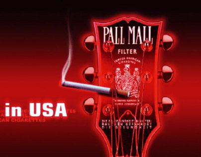 BAT: Pall Mall Relaunch