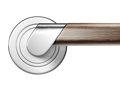 SLICE - door handle