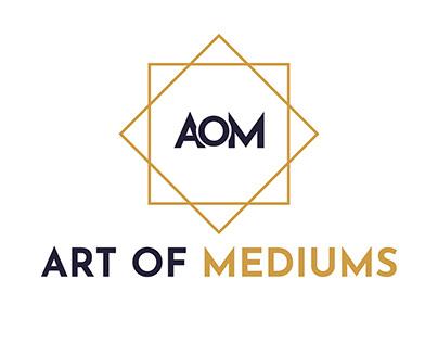 Logo design Art of Mediums