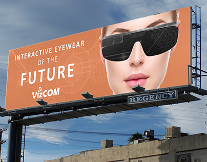 VizCom Billboard Design