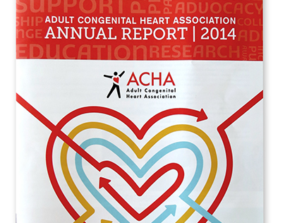 ACHA Annual Report and Postcard