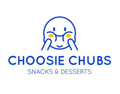 Choosie Chubs Branding