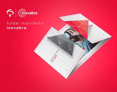Folder manifesto inovabra   Bradesco