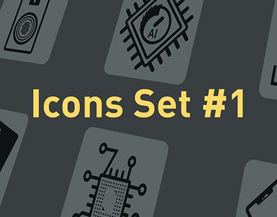 Icons Set #1
