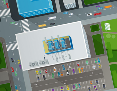 Energoplanner — website for an engineering company