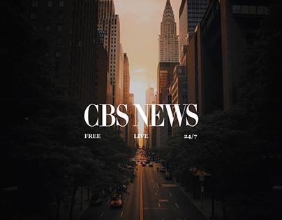 CBSN-News portal