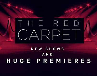 Xfinity X1: Red Carpet Segments