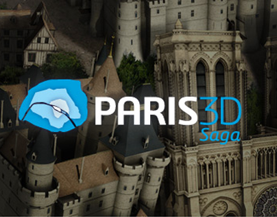 Paris 3D #Dassault Systemes