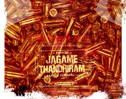 jagame thanthiram poster