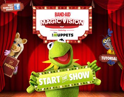 MagicVision Muppets