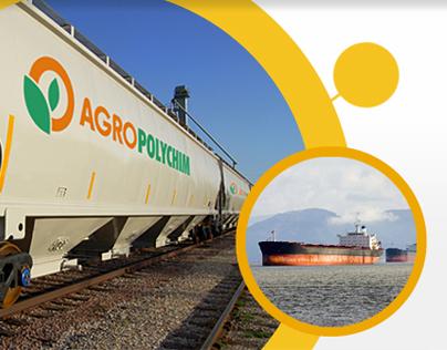Agropolychim JSC Website