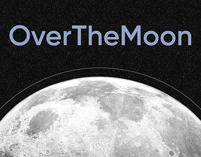 OverTheMoon | Website