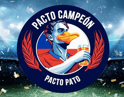 Becker - Pacto Campeón